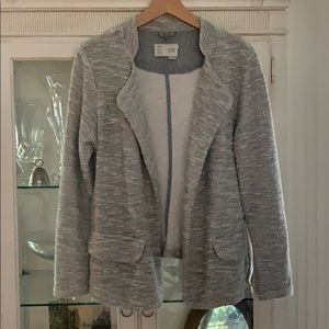 ANTHROPOLOGIE Saturday Sunday blazer jacket large